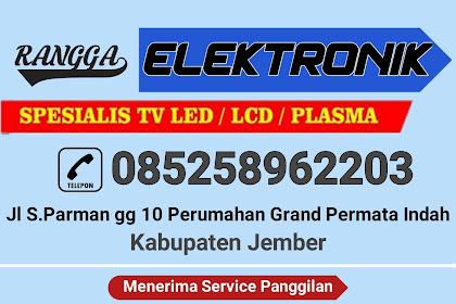 Service TV LCD, LED dan Plasma di Jember dan Sekitarnya