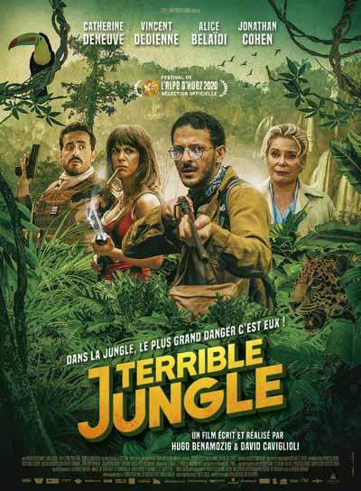Terrible Jungle 2020 480p 250MB HDCAM