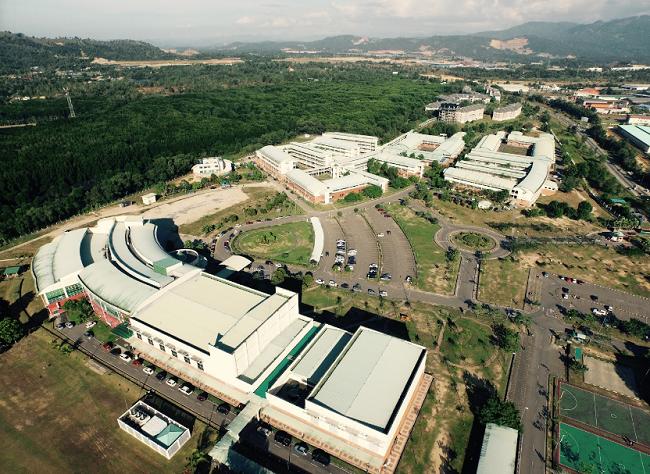 Alamat dan lokasi Politeknik cawangan Kota Kinabalu Sabah