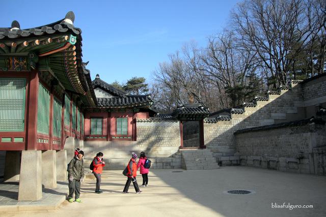 Changdeokgung Palace Seoul