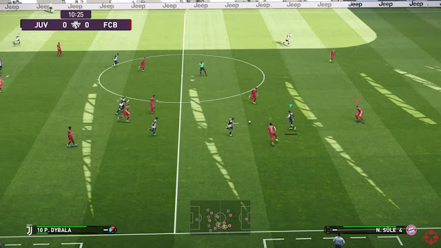 PES 2020 GamePlay Module 1.2.2.0 by nesa24