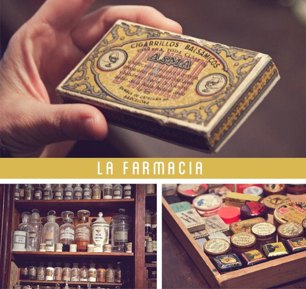 farmacia vintage