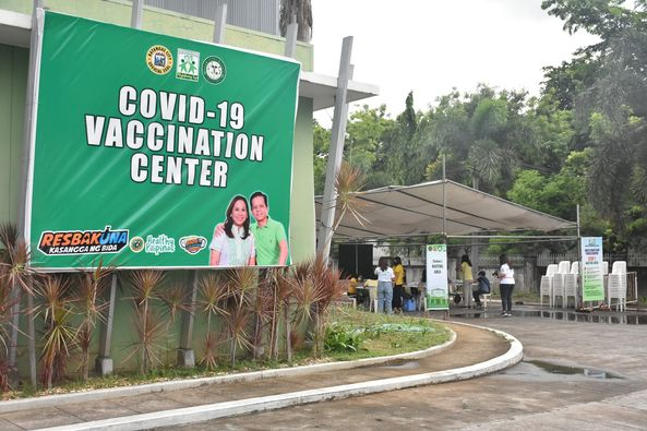 Batangas City A1 priority groups vaccination has ended
