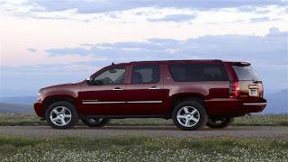 Dream Fantasy Cars-Chevrolet Suburban 2013