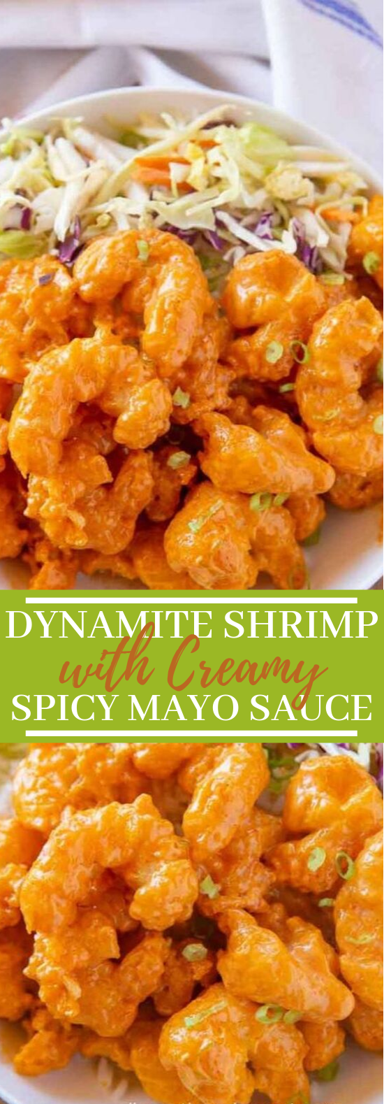 Dynamite Shrimp #lowcarb #appetizers