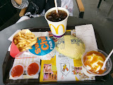 Nikmat  Kepedasan Sebenar Sweet Chilli Fish Burger McDonald !