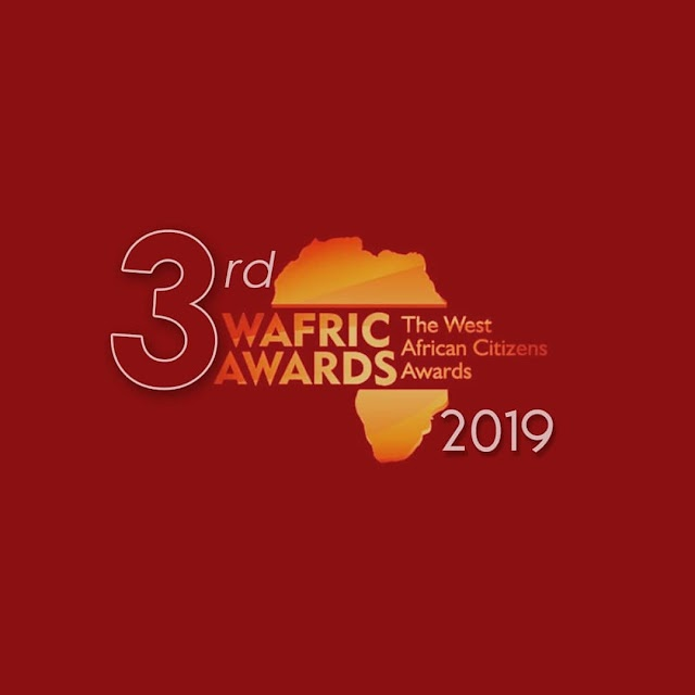 Wafric Awards 2019 Winners.
