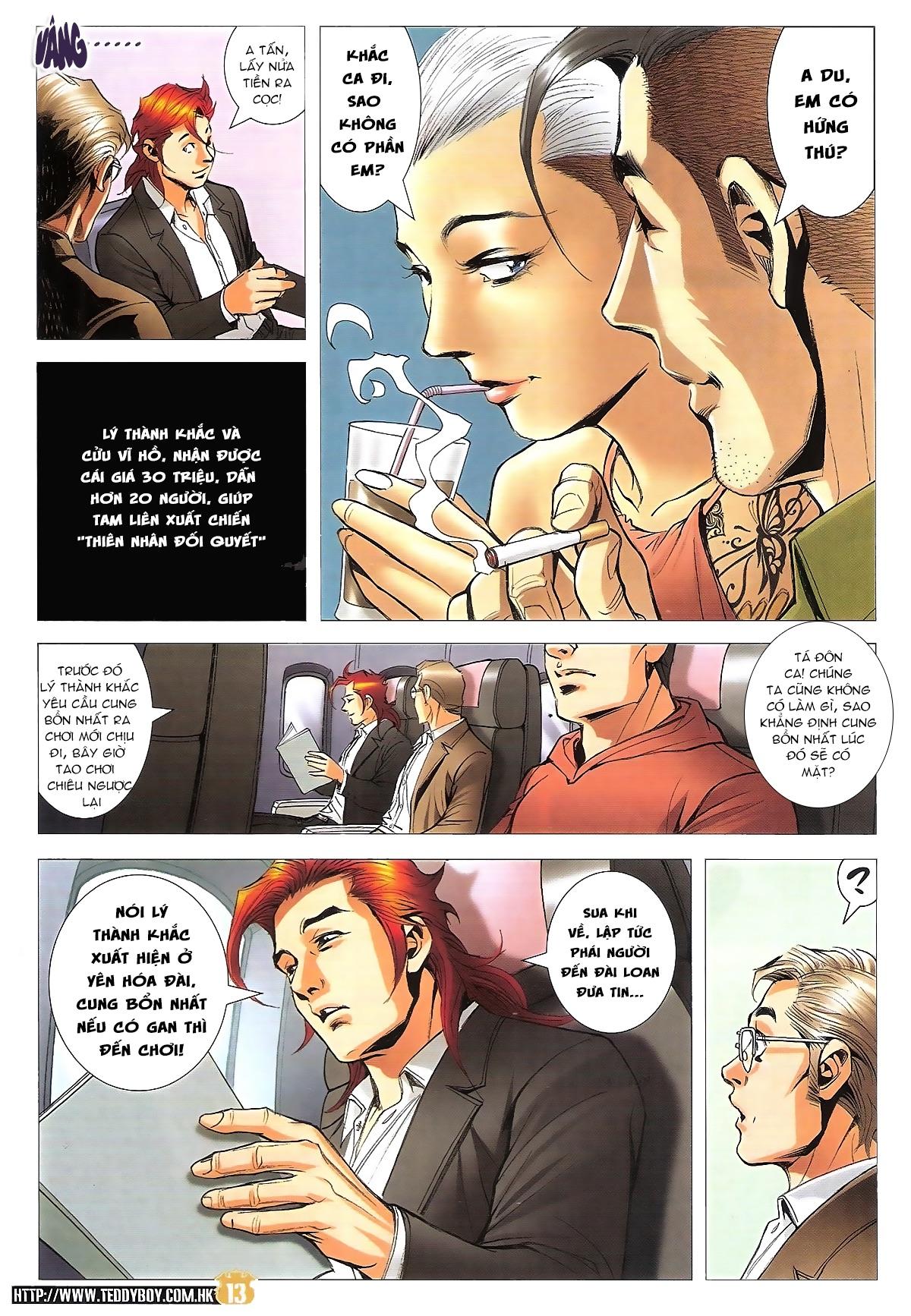 Người Trong Giang Hồ chapter 1822: tẩy của tiểu đông trang 12