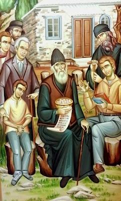 Αποτέλεσμα εικόνας για βιος αγίου παισίου αγιορείτου