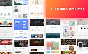 100 Template Collection HTML5 - Responsive Blogger Template