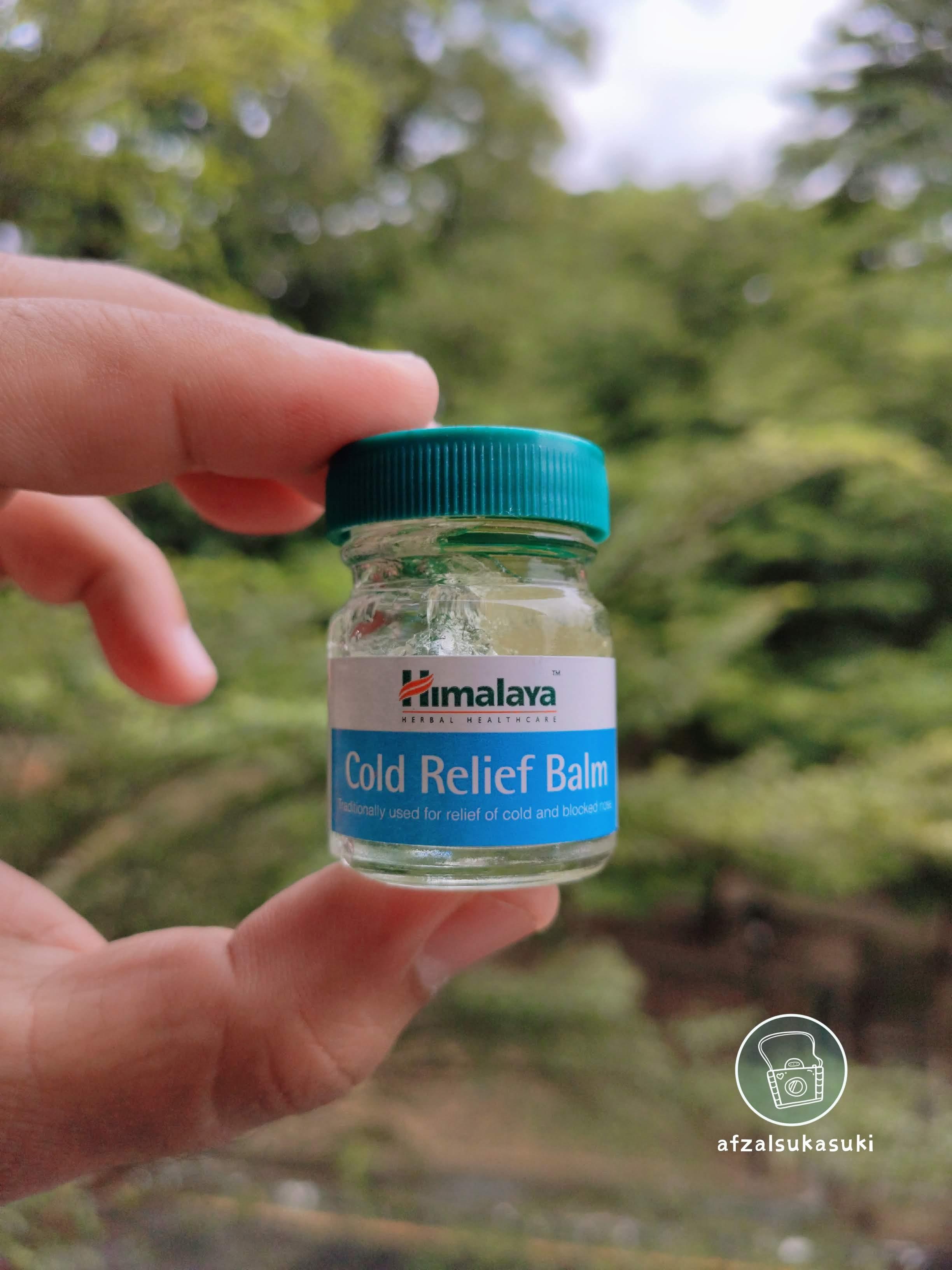 Himalaya Cold Relief Balm