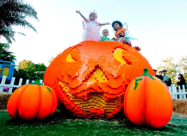 halloween in legoland malaysia resort