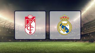 مشاهدة مباراة ريال مدريد وغرناطة بث مباشر 05-10-2019 الدوري الاسباني