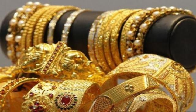 أسعار الذهب فى لبنان اليوم الخميس 7/1/2021 وسعر غرام الذهب اليوم فى السوق المحلى والسوق السوداء