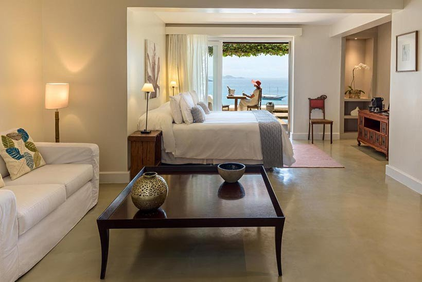 Casas Brancas Boutiques Hotel & Spa - Búzios - Gramado e Campos do Jordão têm os melhores hotéis do Brasil