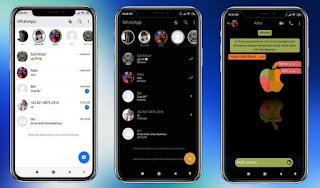 Cara Ganti Tema Whatsapp Android Dengan Tema Iphone Tanpa Kadaluarsa