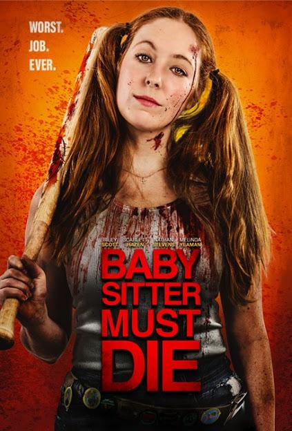 Tráiler de BABYSITTER MUST DIE, la violenta home-invasion protagonizada por Riley Scott