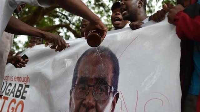 Zimbabwe's ZANU-PF party set to sack leader Robert Mugabe: Report