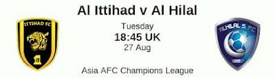 مشاهدة مباراة الاتحاد والهلال بث مباشر اليوم 27-8-2019 في دوري ابطال اسيا