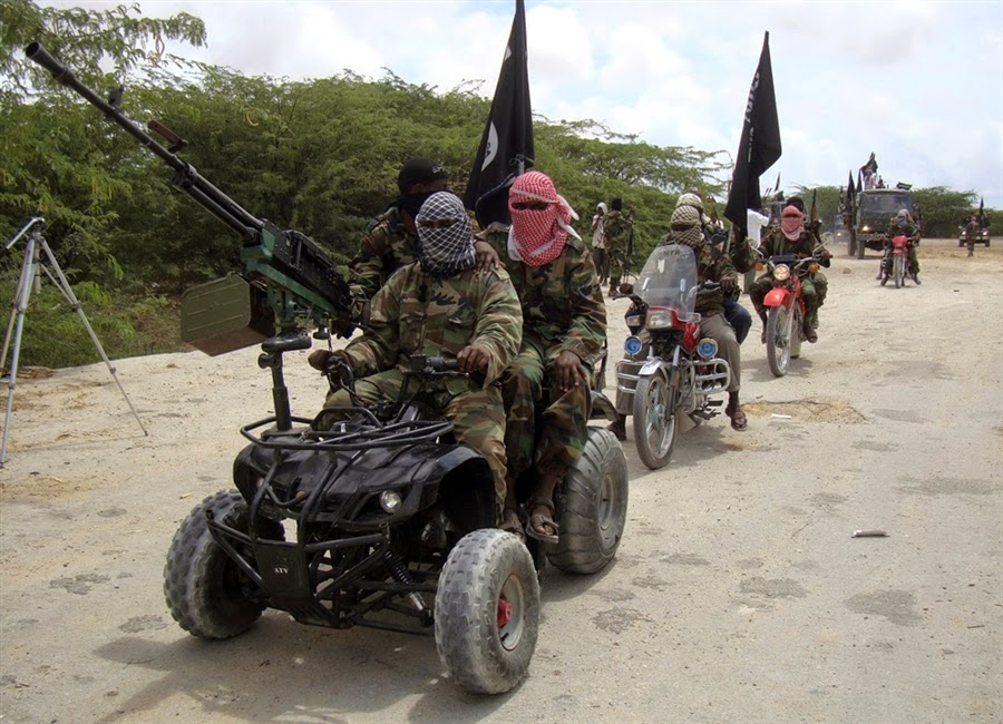 Image result for boko haram fighters on motor bikes