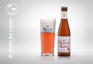Blanche de Namur Rosee