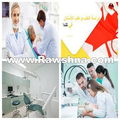 دراسة طب الاسنان في كندا