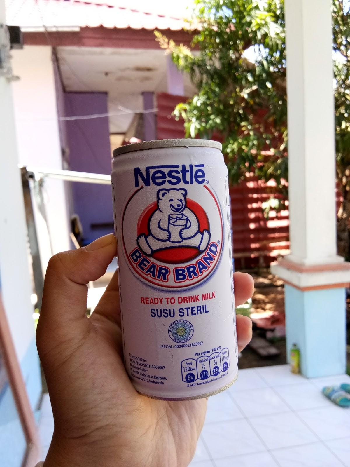 Waktu Yang Baik Minum Susu Bear Brand Bagi Hal Baik