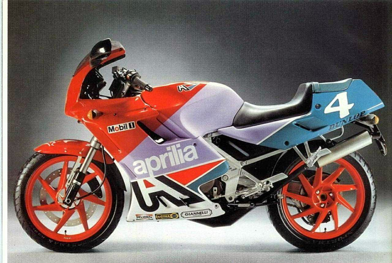 Aprilia Rs 125 Blog Af1 Model History Specs Wiring Diagram Sintesi