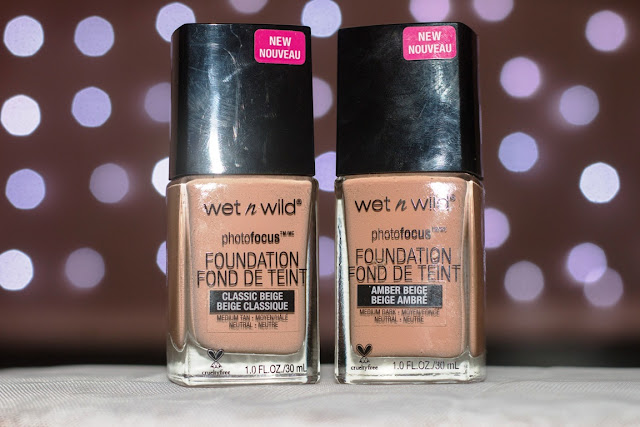 Wet N Wild Photo Focus Foundation Review, Swatches,Shades and FOTD