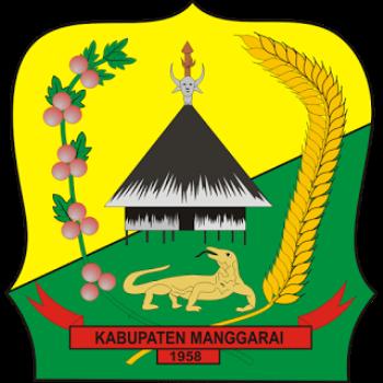 Logo Kabupaten Manggarai PNG