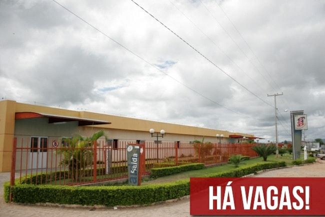 Hospital Regional Emília Câmara abre processo seletivo