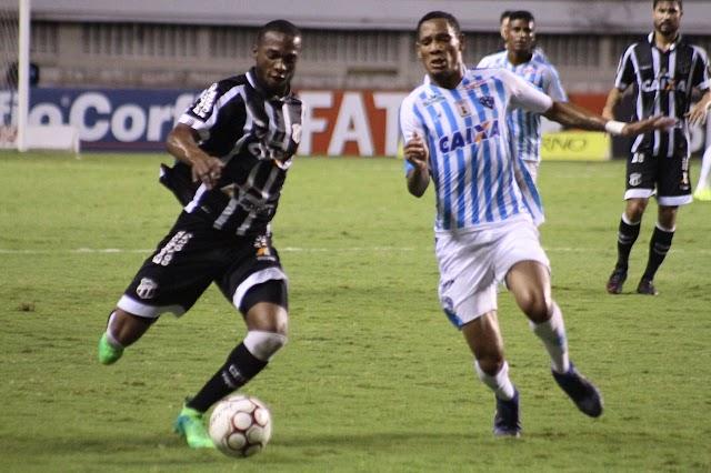 Paysandu 1 x 2 Ceará: Um visitante com cara de mandante