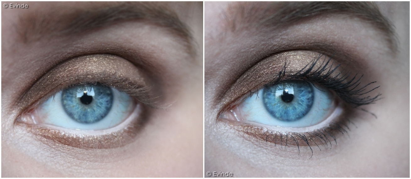 Max Factor False Lash Epic mascara before and after