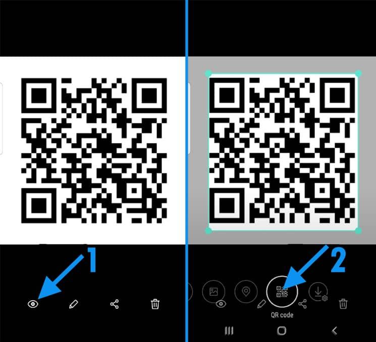 3 Cara Mudah Scan Qr Code Kode Qr Di Android Andronezia