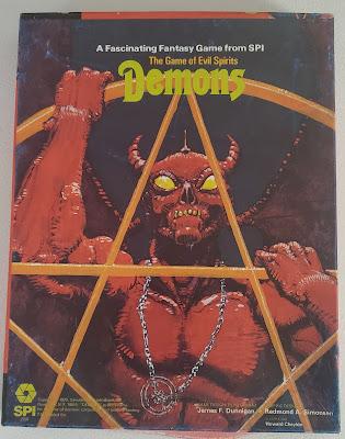 SPI's Demons game