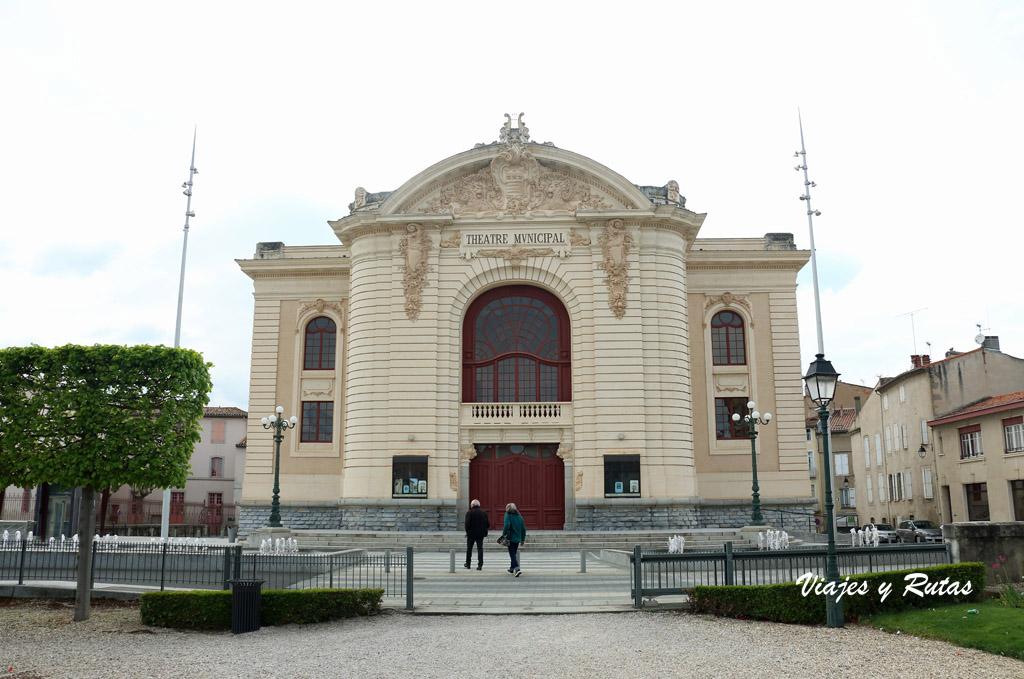 Qué ver en Castres: teatro