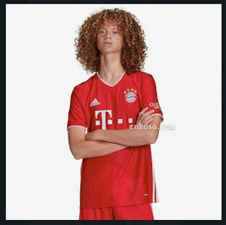 Jersey bola murah Bayern Munich