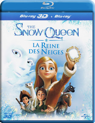 Snow Queen 2012 BluRay 480p 250MB ( Hindi – English ) MKV