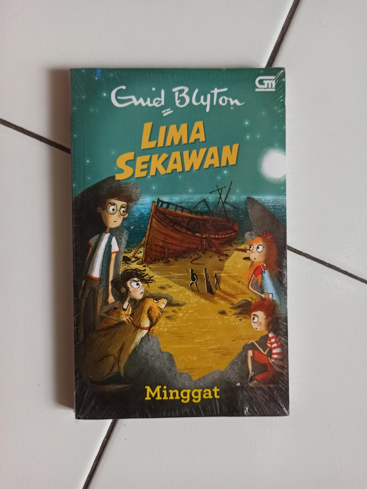 Novel Karya Enid Blyton