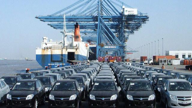 مصر سوف تخفض جمارك السيارات إلى صفر اعتبارا من يناير 2019