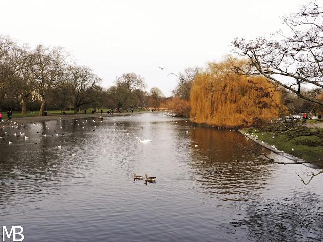 Regent's Park londra