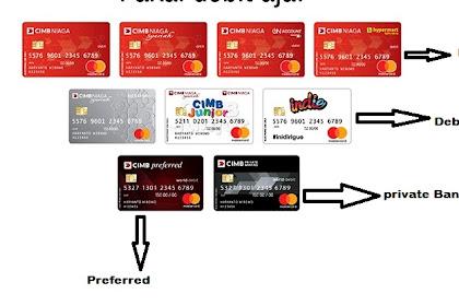 Limit Transfer dan Biaya Kartu ATM CIMB Niaga