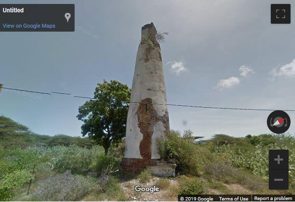 Old Dutch Watch Tower, Narapadu