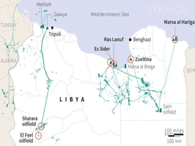 TEKMOR Monitor: Funding lapses blamed for Libyan output woes