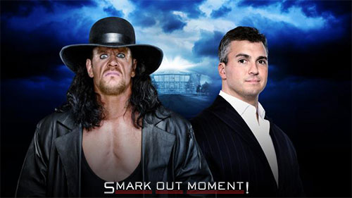 WWE WrestleMania 2016 Shane McMahon vs Undertaker WM 32 XXXII