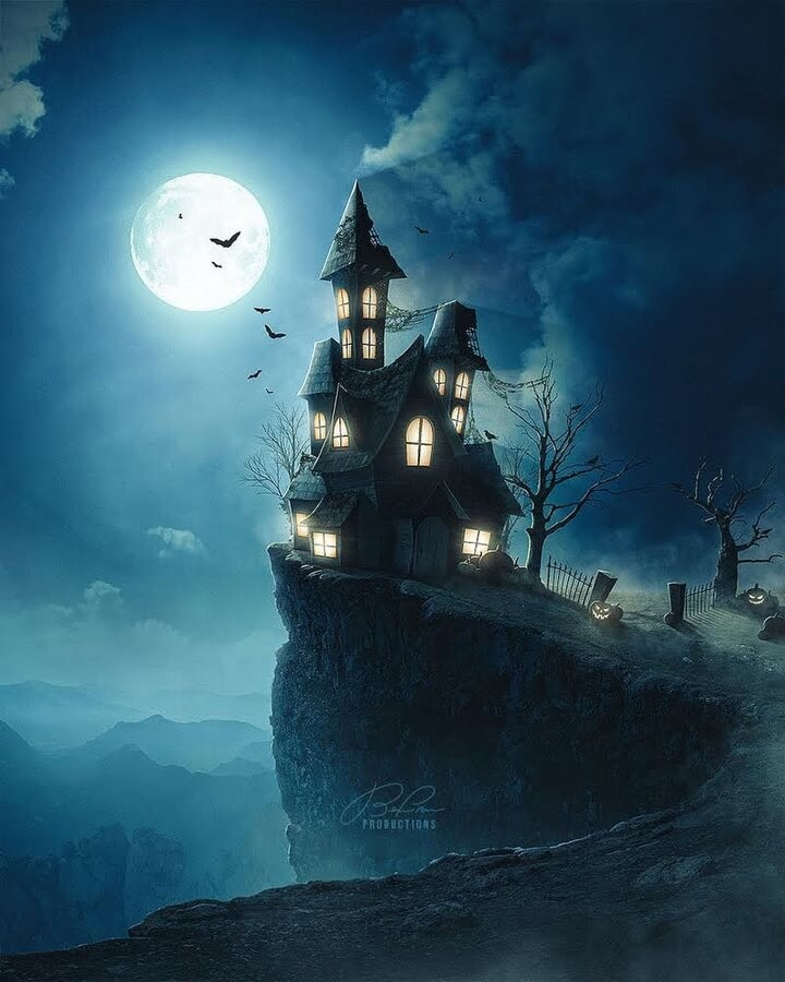 05-The-Haunted-Mansion-Benny-Productions-www-designstack-co