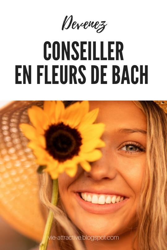 Devenez conseiller en fleurs de Bach certifié | formation