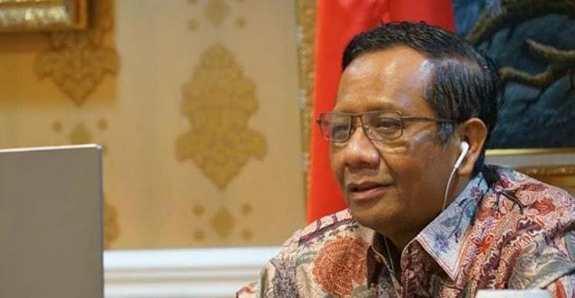 Terkuak! Mahfud MD Gagal Jadi Wapres Jokowi Karena Ada Kaitannya Dengan Megawati