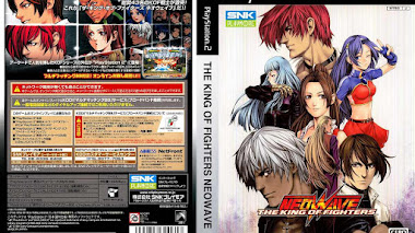The King of Fighters Neowave [PS2] [NTSC/PAL] [ISO] (Google Drive)