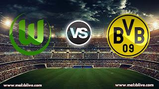 مشاهدة مباراة بوروسيا دورتموند وفولفسبورج Borussia Dortmund Vs Wolfsburg بث مباشر بتاريخ 14-01-2018 الدوري الالماني